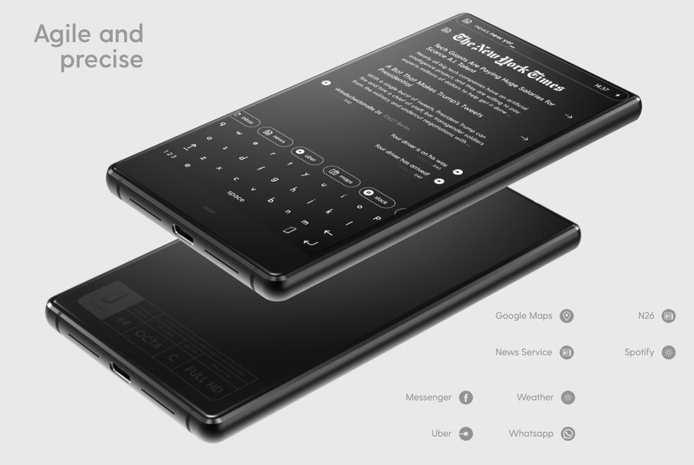 BLLOC - wygląd i aplikacje mobilne