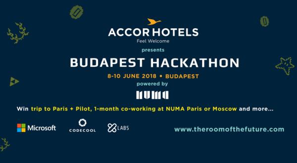Weź udział w darmowym Budapest Hackathon (8-10 czerwca 2018)