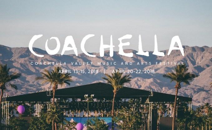Festiwal Coachella 2018 na żywo online