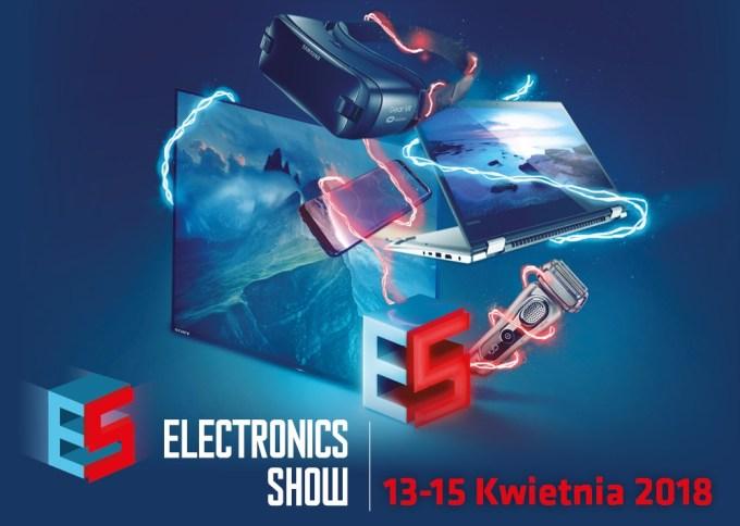 Targi Electronics Show (13-15 kwietnia 2018 r.)