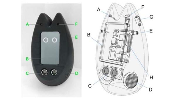 Oto Fribo – społecznościowy robot-kot dla samotnych osób