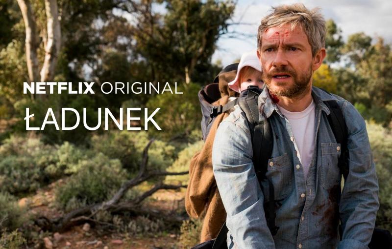 "Netflix Original ""Ładunek"" (Cargo), Martin Freeman"