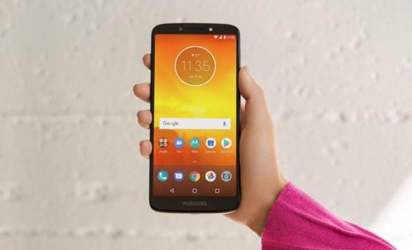 Motorola zapowiedziała nowe moto e5 i e5 plus