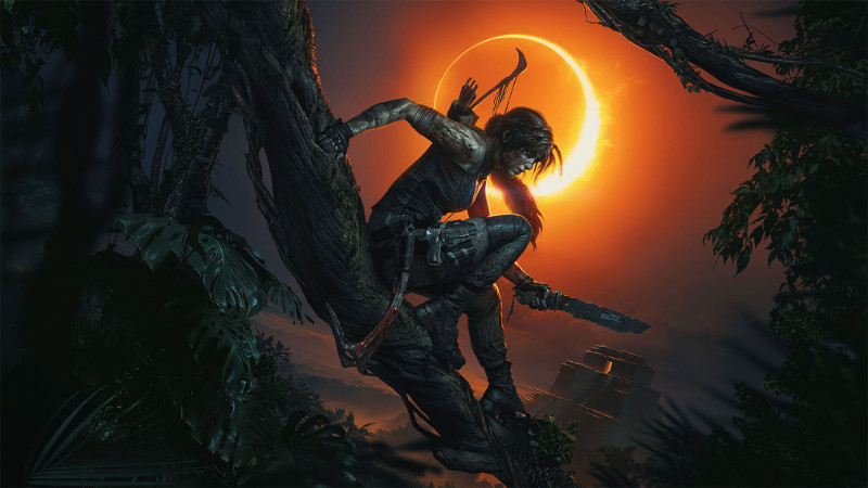 """""""Shadow of the Tomb Raider: The End of the Beginning"""" (2018) - Lara Croft"""