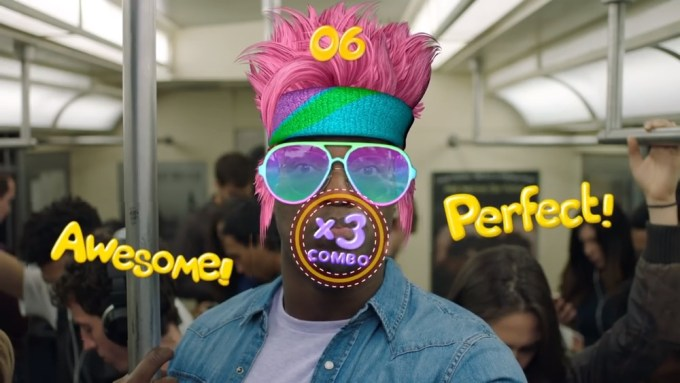Snappables w aplikacji Snapchat