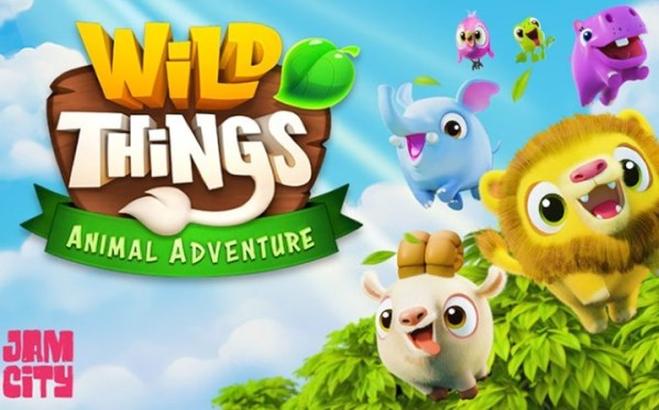 "Gra ""Wild Things: Animal Adventure"" od Jam City już tego lata!"