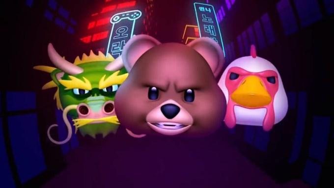 Reklama Animoji Karaoke – iPhone X — 애니모티콘: 택시 드라이버