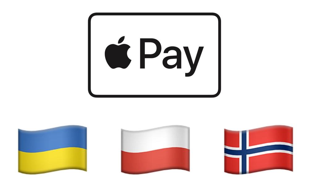 Apple Pay na Ukrainie, w Polsce i Norwegii jeszcze w tym roku (via Tim Cook)
