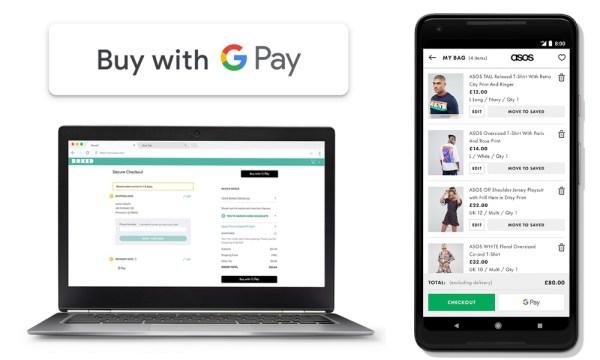 Google Pay dostępne w przeglądarkach na komputerze i iOS-ie