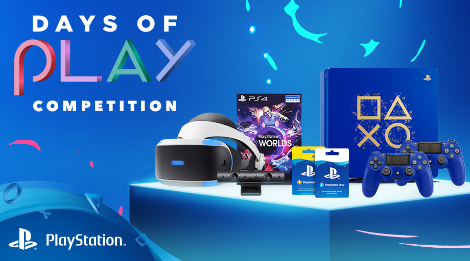 Days of Play Competition (8-18 czerwca 2018) PlayStation