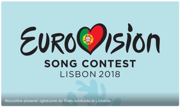 Eurowizja 2018 – oglądaj i głosuj w aplikacji na smartfonie