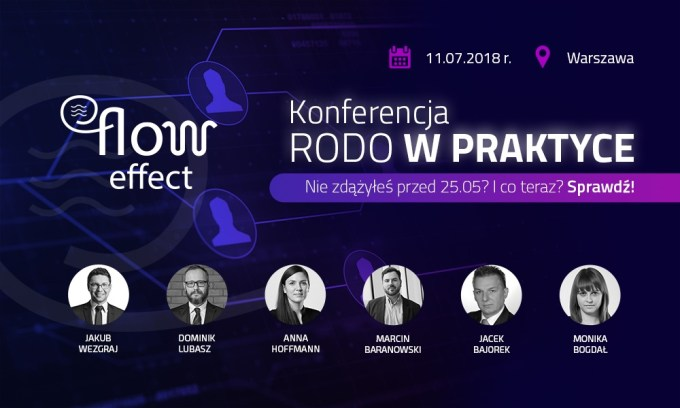 Konferencja RODO w praktyce (2018)