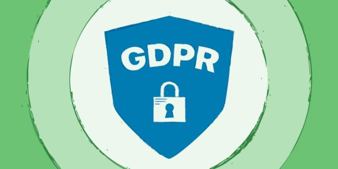GDRP (RODO) banner - WordPress 4.9.6