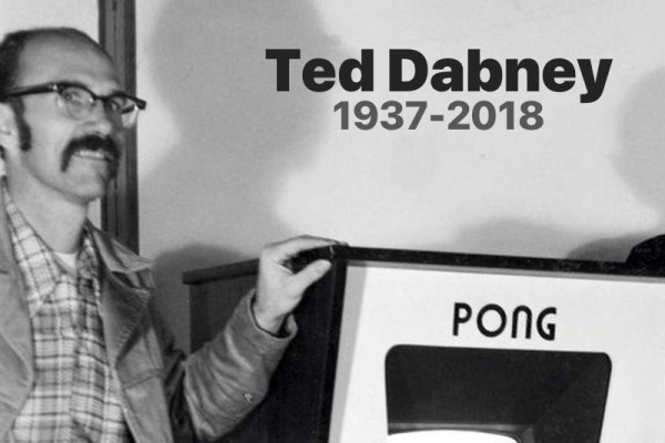 Zmarł Ted Dabney, współtwórca Atari i Ponga (1937-2018)