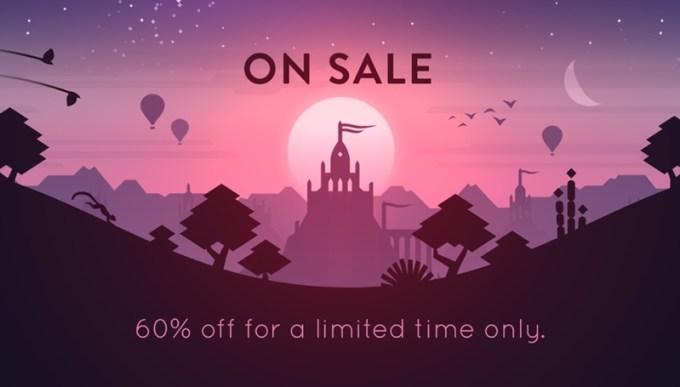 Promocja 60% na grę mobilną Alto's Odyssey