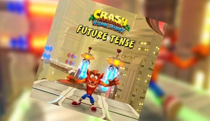 Crash Bandicoot™ N. Sane Trilogy – poziom Future Tense