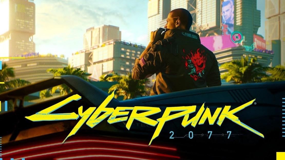 Cyberpunk 2077 (teaser + logo)