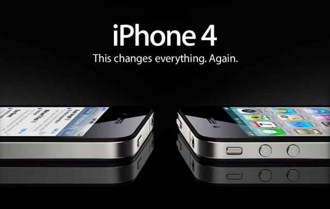 iPhone 4 – This changes everything. Again.