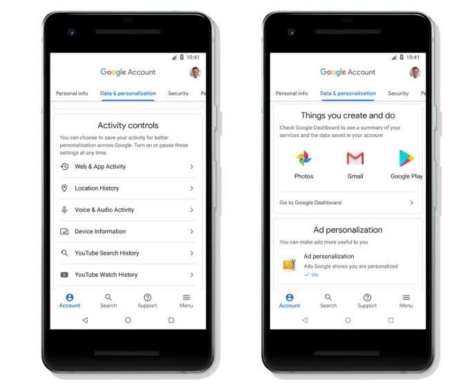 Konto Google, bezpieczeństwo i aplikacje