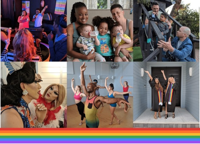 ThisIsFamily Pride Month 2018 (Google)