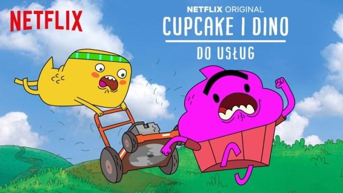 """""""Cupcake i Dino: do usług"""" (Netflix Original)"""