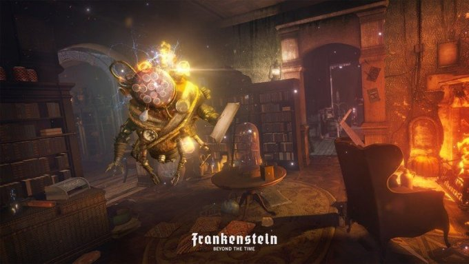 Screen z gry: Frankenstein: Beyond the Time