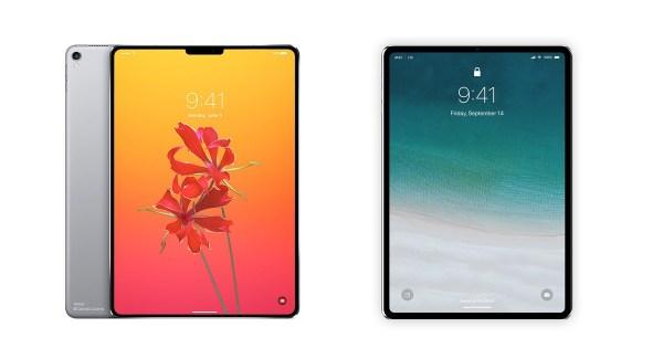iPad Pro z 2018 roku może mieć znaczące zmiany