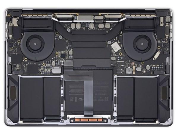 Co kryje w środku nowy MacBook Pro 2018?