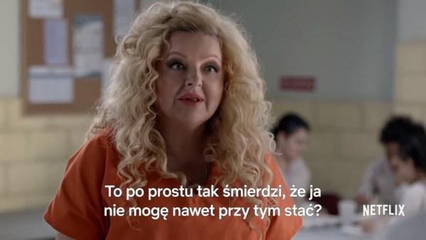 """Magda Gessler za kratkami, czyli """"Besos kochani"""" w polskim zwiastunie OITNB"""