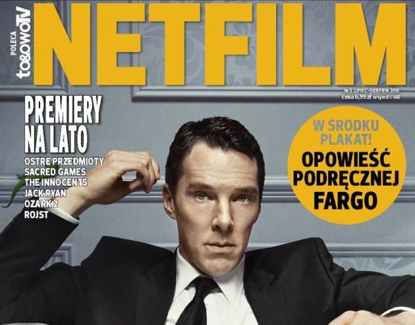 """O czym przeczytasz w 3. numerze magazynu """"Netfilm""""?"""