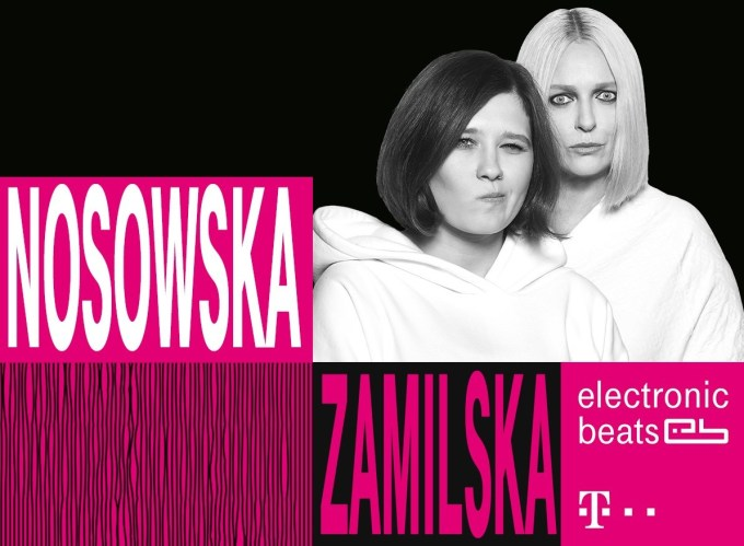 Nosowska i Zamilska (T-Mobile Electronics)