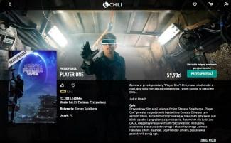 """Player One"" online w serwisie CHILI Cinema (HD)"