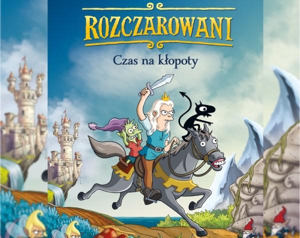 """""""Rozczarowani"""", niczym animowana parodia """"Gry o Tron"""""""