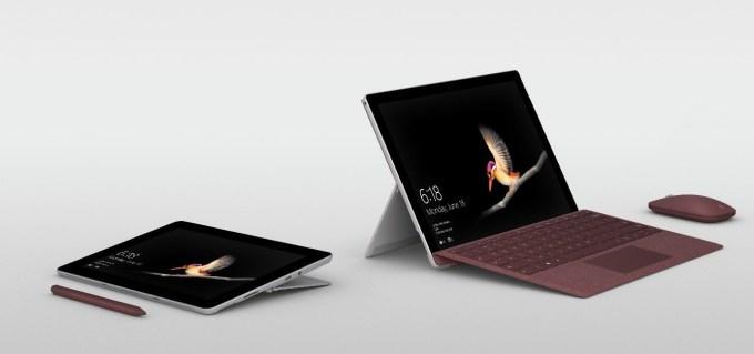Surface Go od Microsoftu