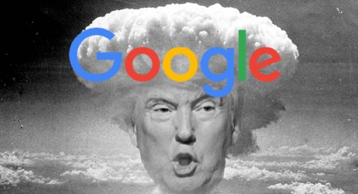 """Donald Trump """"google bomb"""""""