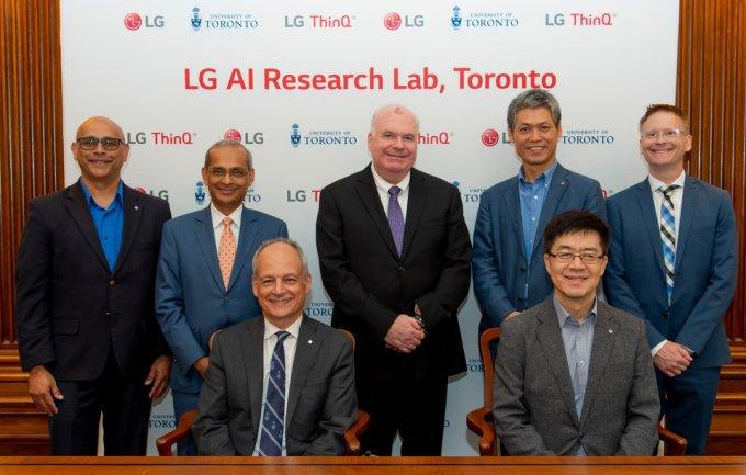 LG AI Reasearch Lab Toronto