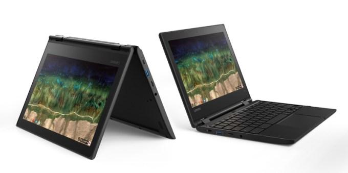Chromebook 500e Hero Dual