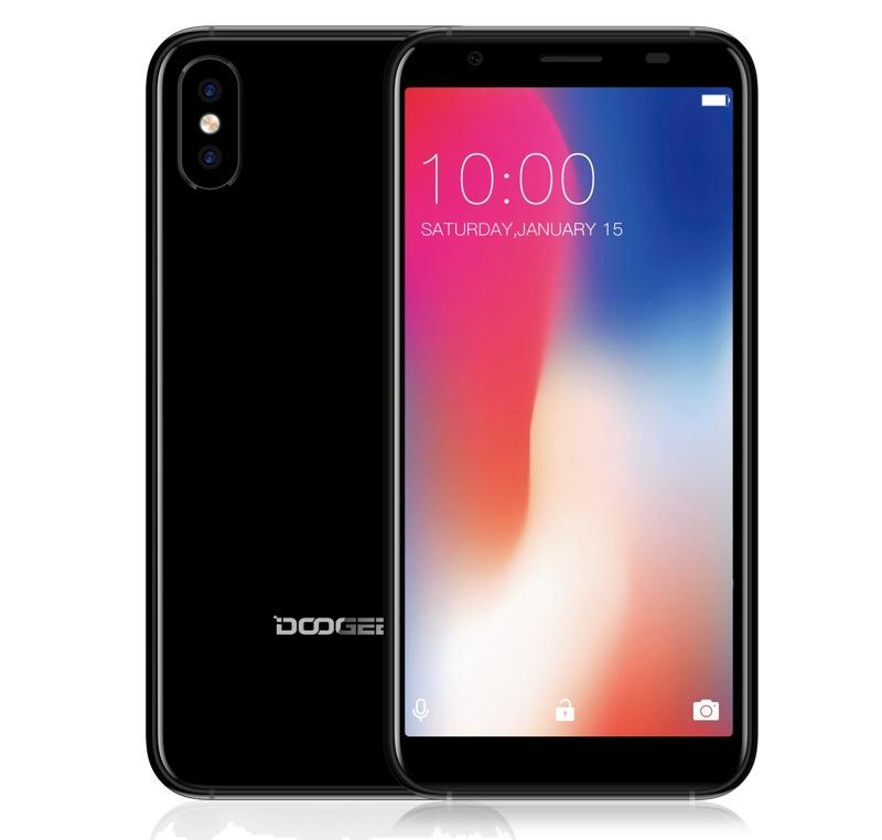 Doogee X55 (czarny)