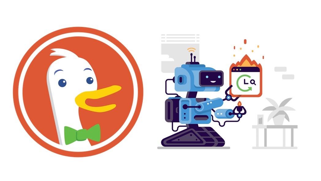 DuckDuckGo + robot privacy