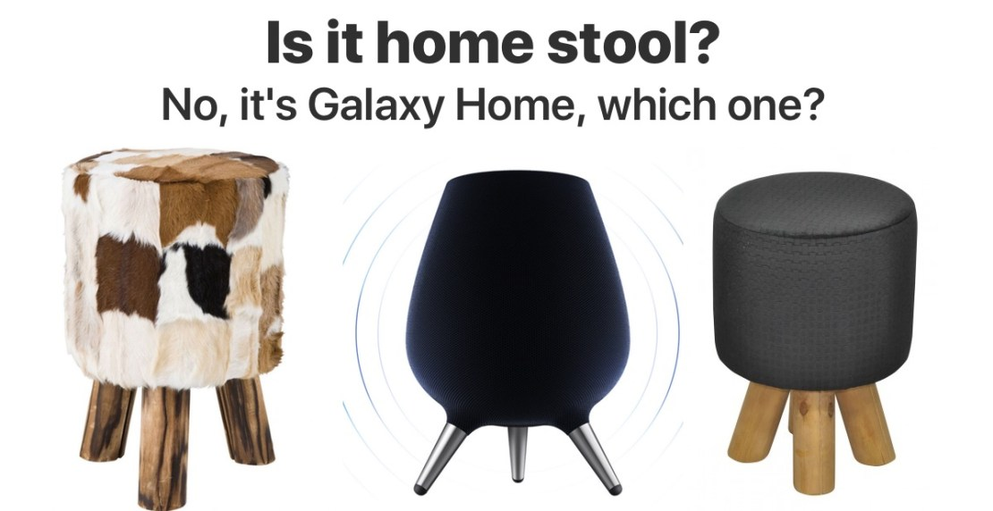 Galaxy Home Stool Design
