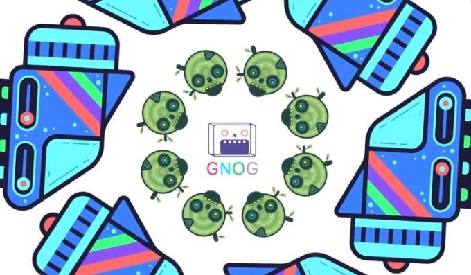 GNOG – gra mobilna (puzzle)