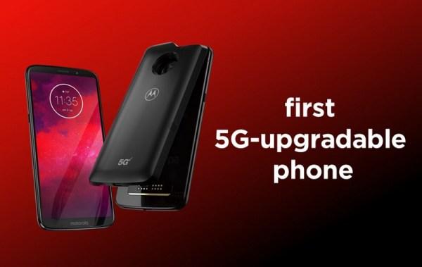 Motorola połączy użytkowników z siecią 5G