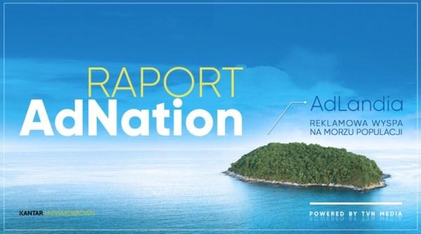 Zobacz wyniki pierwszego Raportu AdNation Polska 2018