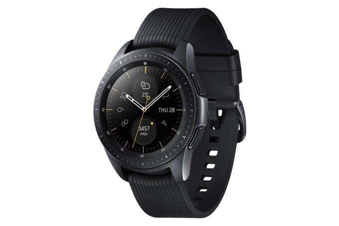 Samsung Galaxy Watch (czarny)