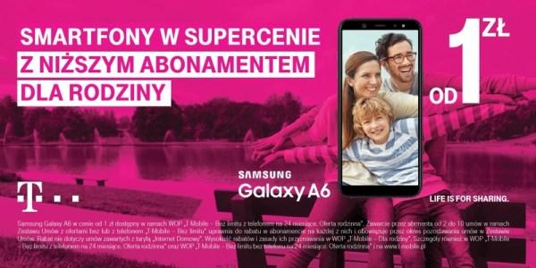 Elastyczna oferta dla rodzin od T-Mobile