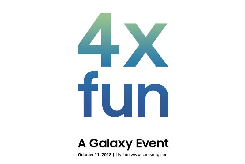 4x fun Galaxy A Event (11.10.2018)