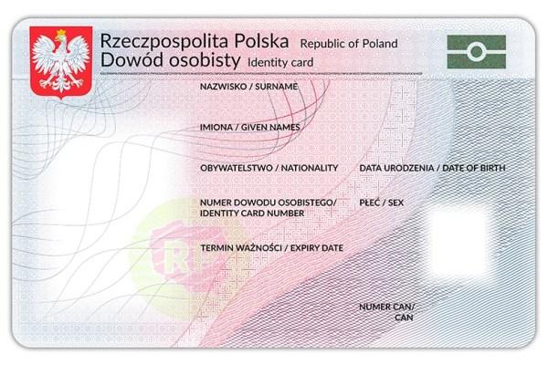 e-dowody osobiste w Polsce od 4 marca 2019 r.