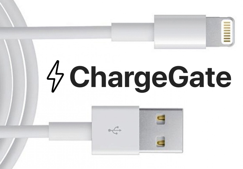 ChargeGate (kabel Lightning)