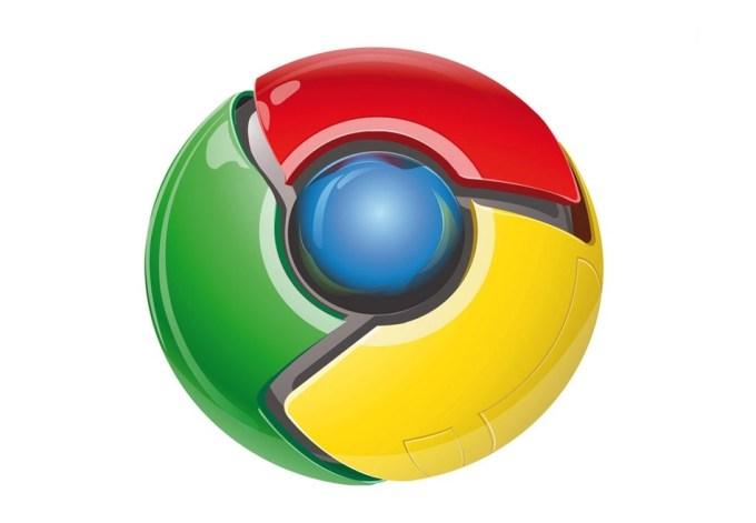 Logo Google Chrome z 2008 roku