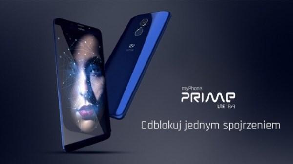 Ruszyła kampania telewizyjna myPhone Prime 18×9 LTE